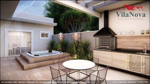 Casa Com 3 Dormitórios À Venda, 169 M² Por R$ 950.000,00 - Condomínio Viena - Indaiatuba/sp - Ca1772