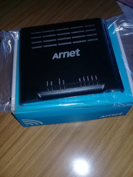 Modem Wi Fi Arnet Dos En Unos Inalambrico Kit Autoinstalable