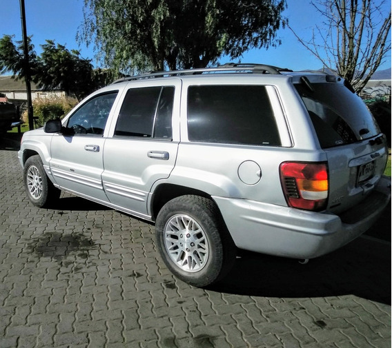 Jeep Cherokee Limited Limited V8