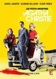 Los Pequeños Asesinatos De Agatha Christie Serie 2 12 Dvd