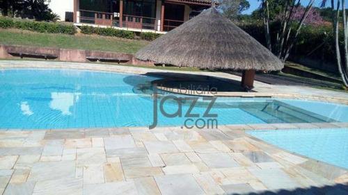 Chácara Com 6 Dormitórios À Venda, 3900 M² Por R$ 3.600.000,00 - Jardim Leonor - Itatiba/sp - Ch0197