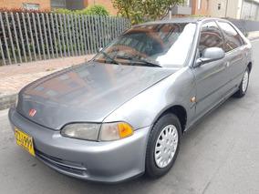 Honda Civic Lx 1500 Cc M/t Aa 1995