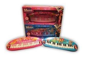 Organo A Pila Con Luces Y Sonidos