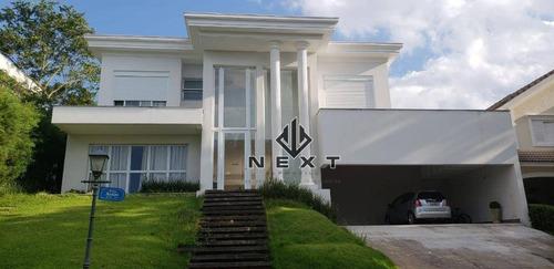 Imagem 1 de 6 de Casa Com 3 Suítes À Venda, 400 M² No Residencial Morada Dos Pássaros - Aldeia Da Serra/sp - Ca0385
