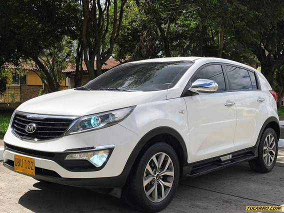 Kia New Sportage Revolution Mt 2000 Fe
