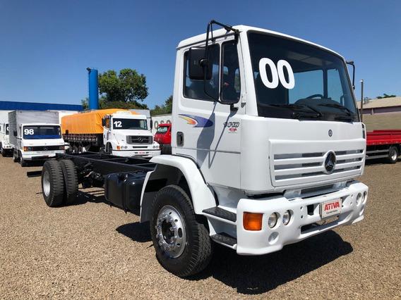 Mercedes-benz Mb 1418 4x2 2000/2000 - Ativa Caminhões