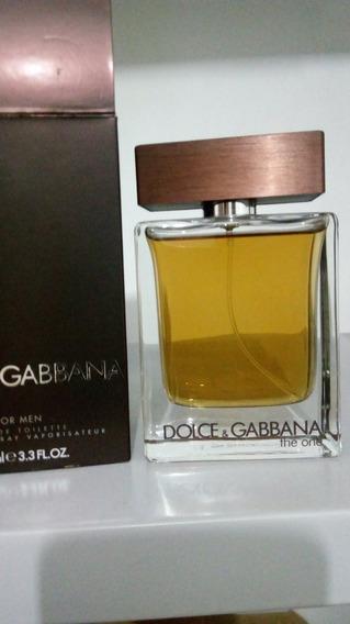 Dolce & Gabbana The One 100ml Masculino 100% Original!!