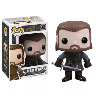 Funko Pop Ned Stark 02 Game Of Thrones Muñeco Original
