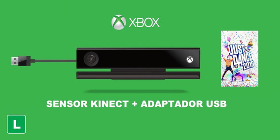 Kinect Xbox One Usb Xbox One X E S + Just Dance 2019