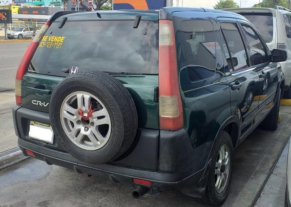 Honda Cvr-2002
