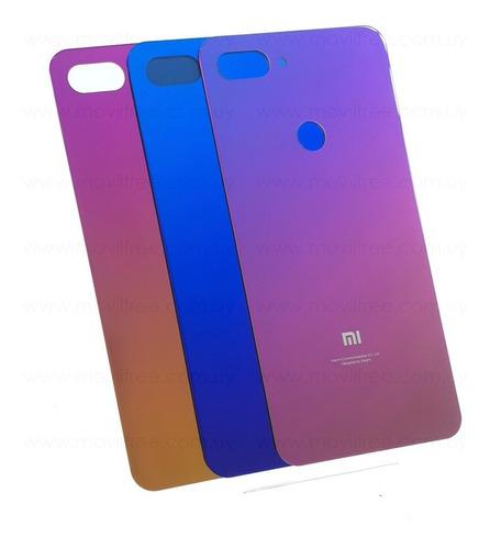Repuesto De Tapa Trasera Xiaomi Redmi Mi 8 Lite