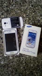 Samsung S Duos Gt- S7562