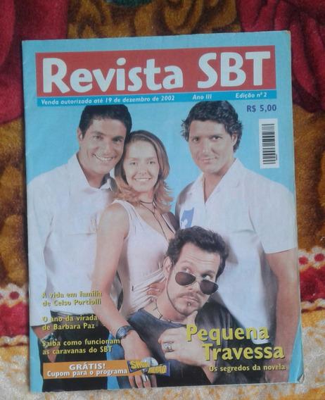 Revista, Sbt,,, Varios Artista ,,, Leia A Descriçao,,