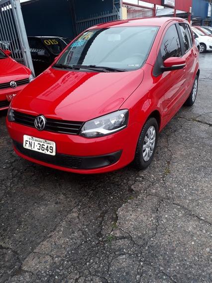 Volkswagen Fox 1.0 Trend Tec Total Flex 5p 2014 Completo