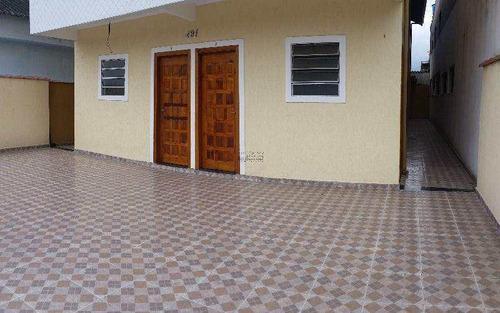 Imagem 1 de 18 de Ótima Casa Em Praia Grande, Jardim Quietude - V4905