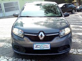 Renault Sandero 1.0 16v Expression Hi-flex 5p 2017 S/entrada