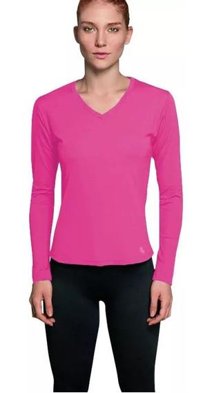 Camiseta Lupo Repelente Proteção Solar Feminina Uv 77028-001