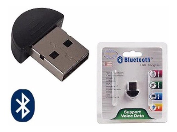 Mini Adaptador Usb Recebe E Libera Bluetooth Computador Note