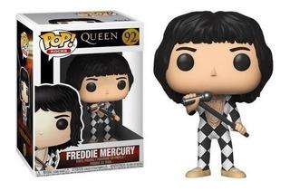 Funko Pop! 92 Freddie Mercury Young Queen-candos Jugueteria