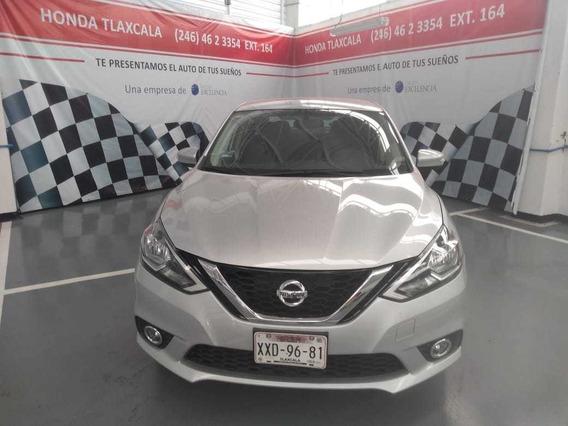 Nissan Sentra 1.8 Advance Cvt 2018