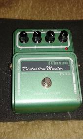 Pedal Maxon Ds 830 Distortion Master,japan,usado,sem Caixa !