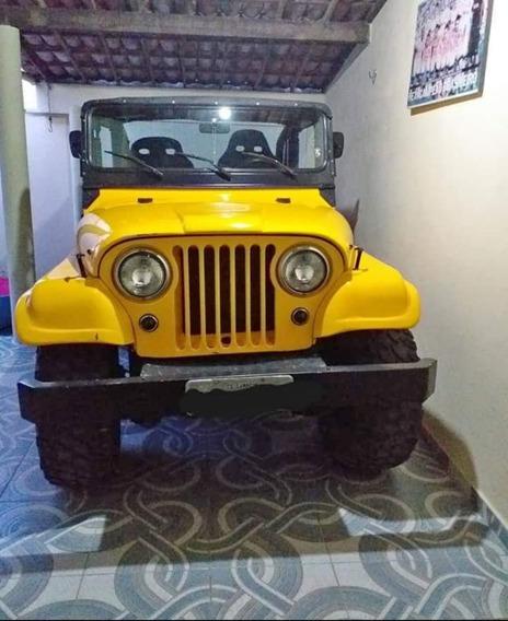 Jeep Willis 81
