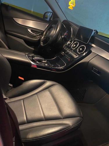 Mercedes-benz Classe C 2015 1.6 Turbo 4p