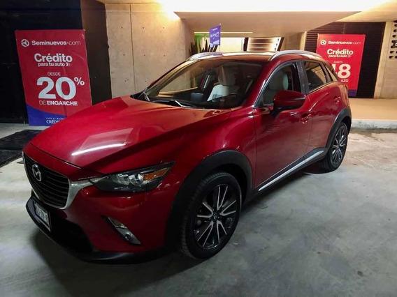 Mazda Cx-3 2.0 I Grand Touring At 2016