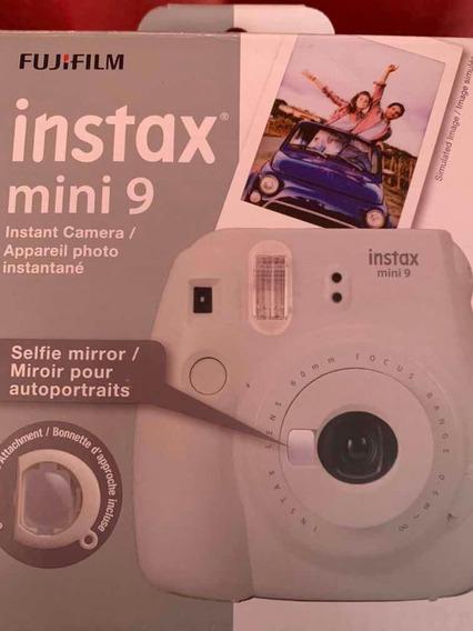 Instax Mini9 + 1 Refil De 20 Fotos