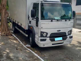 Cargo 1119 Baú Sider 2018 C/ Transf.