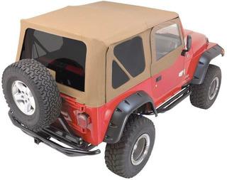 Toldo Jeep Wrangler Yj