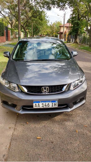 Honda Civic-exs. Perfectas Condiciones