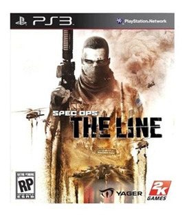 Spec Ops: The Line Digital Ps3