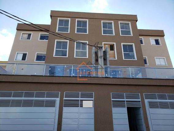 Apartamento À Venda, 37 M² Por R$ 170.000,00 - Vila Progresso (zona Leste) - São Paulo/sp - Ap0106