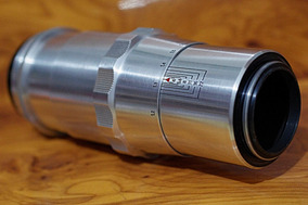 Carl Zeiss Triotar T 135mm 4.0 M42 15 Lâminas Preset