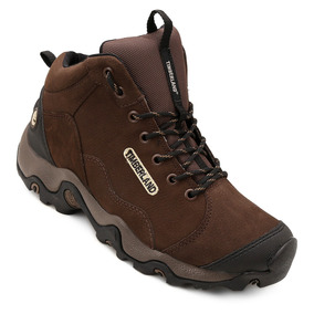 159ce4c4d9 Tênis Timberland Gorge Mid Os Masculino - Marrom Escuro