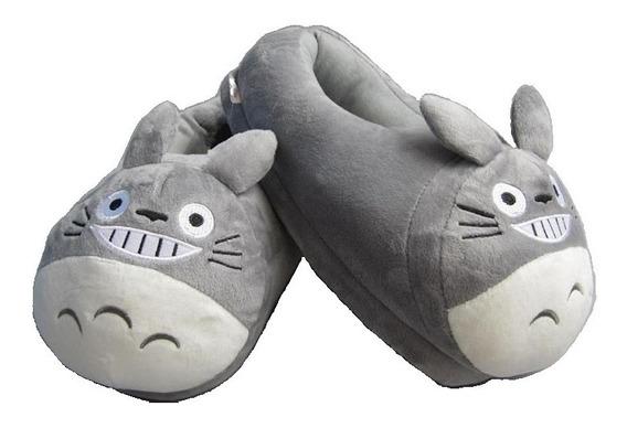 Mi Vecino Totoro Pantuflas