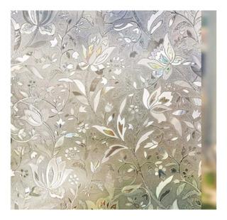 Pelicula Ventana Decorativa Sin Pegamente 90x250 Cm