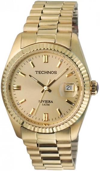 Relógio Technos Unisex Riviera 2115ef/4x