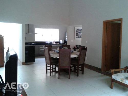 Casa Residencial À Venda, Jardim Colonial, Bauru. - Ca1325