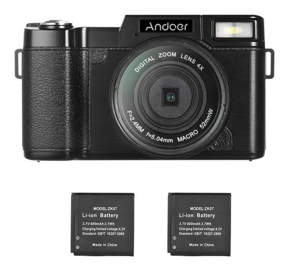 Andoer 46-em-1 Kit De Acessrios De Camera De A??o Comum