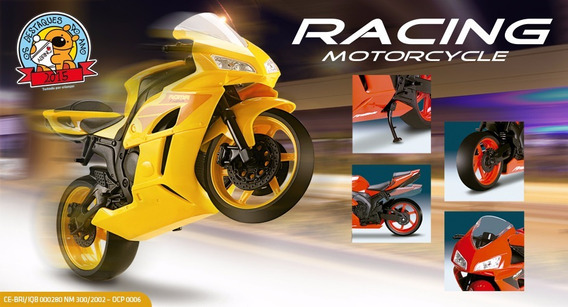 Moto Roma Racing Motorcycle