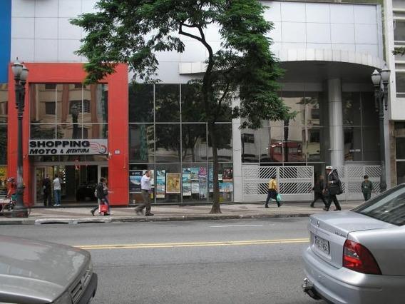 Sala Comercial Espaçosa (república - Sp)