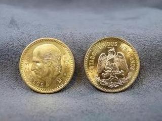 Moneda Centenario $10 Pesos Oro Puro