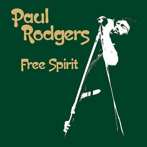 Paul Rodgers - Free Spirit Blu-ray