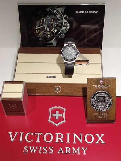 Relógio Victorinox Summit 25001 Quartzo Cx 39mm