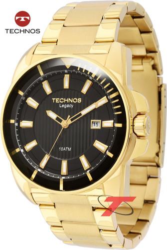 Relógio Technos Classic Legacy 2315aap/4p
