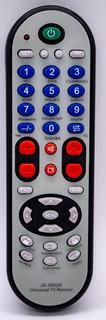 10 Controle Remoto Universal P/ Tv De Tubo / Led/plasma/lcd