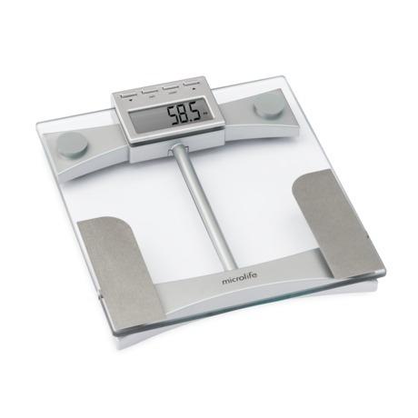 Báscula Peso Medidor Grasa Y Agua Microlife Ws100 Env Gratis