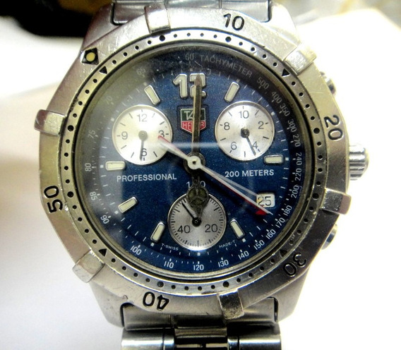 Chronograph Tag Heuer 2000 Professional Ck1112